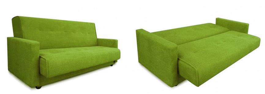 Очень компактный и недорогой диванчик
