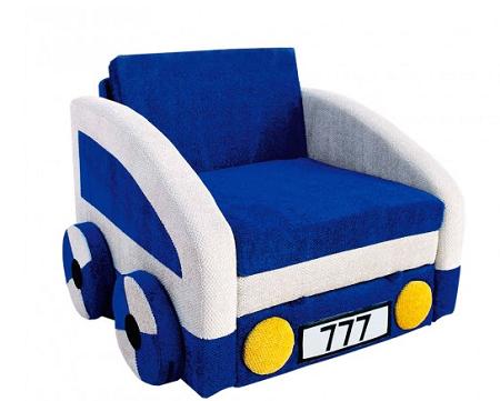 Очень  озорное, компактное и, что немаловажно, доступное по цене кресло-кровать