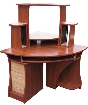 малогабаритный компьютерный стол фото