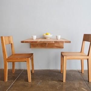 Стол кухонный своими руками к стене