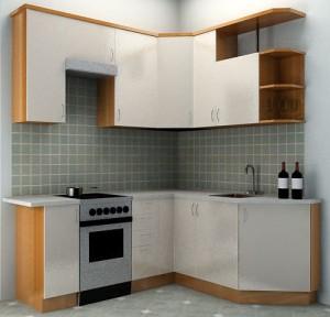 мебель для мал кухни красивая