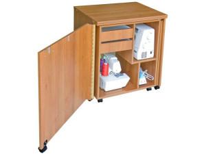 компактный швейный стол