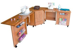 вот это швейный стол, какой он большой