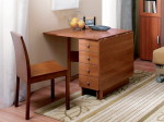 стол книжка коричневый