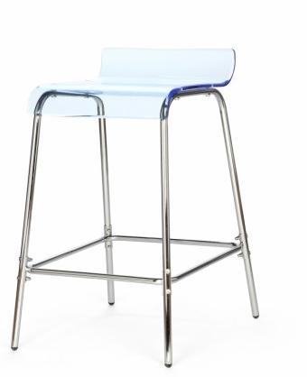 Например, вот такой стильный и практичный стул