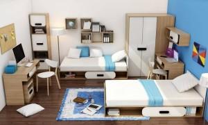 мебель для двух мальчиков подростков