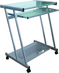 маленький а ещё и стеклянный компьютерный стол